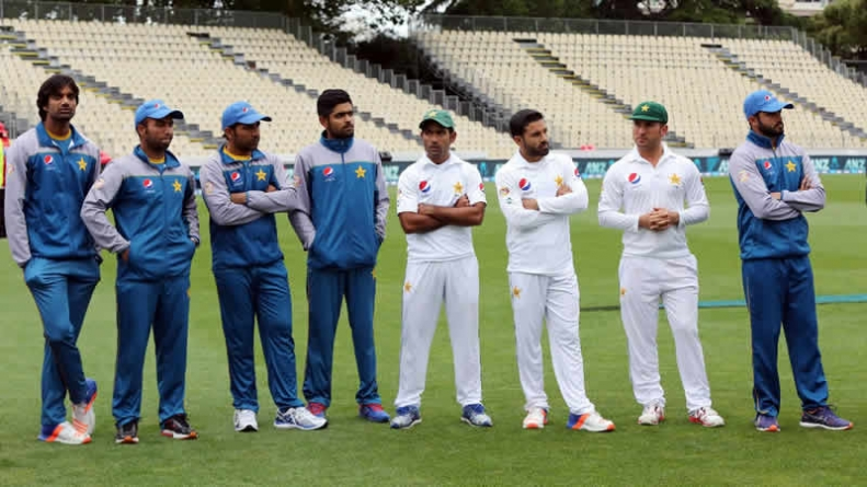 Pakistan Aim For Australia history