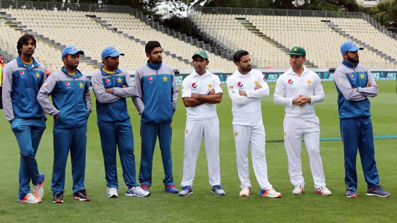 Pakistan  Australia history