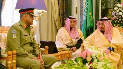 Pakistan To Protect Holy Mosques, Saudi territory