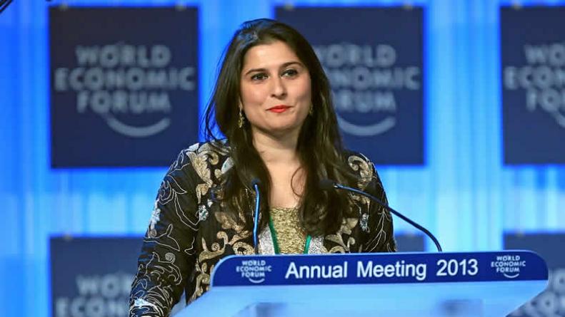 Pakistani Oscar Winner To Chair World Economic Forum Meeting