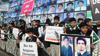 Public Holiday In Peshawar On APS Terror Attack Anniversary