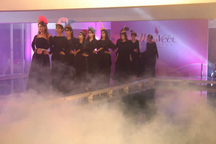 Second elimination takes place in Miss Veet Pakistan