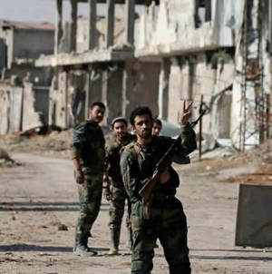 Syria Army Advances As Assad Eyes Aleppo Victory