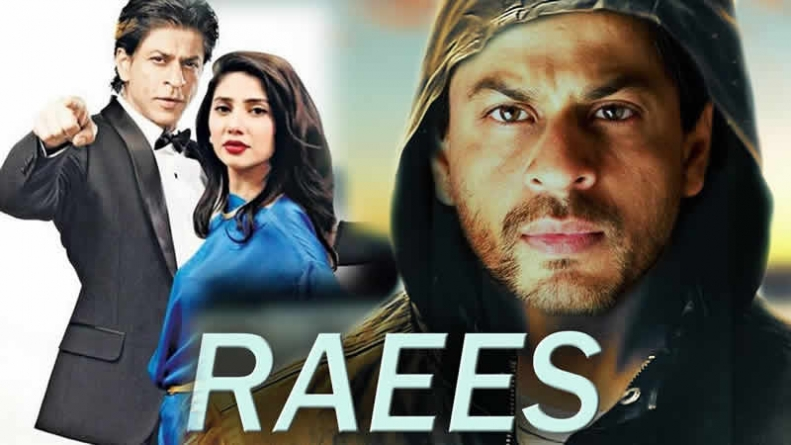 Trailer Of Bollywood Flick Raees Released