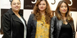 Umer Sohail Flagship Store Launch