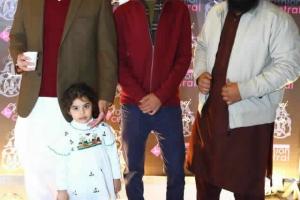 Adeel Ahmad, Ahmad Ather