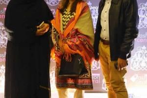 Aliya Monas,Bushra Siddique,Kh.Faizan Husain
