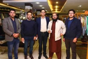 Ameer hamza, Furqan Shafi, Shoaeb Shams, Kh.Shiblan Husain, Asfand Yar Ali Khan