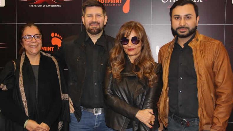 Cinepax Cinemas & Urdu 1 Host Special Screening For XXX Return Of Xander Cage