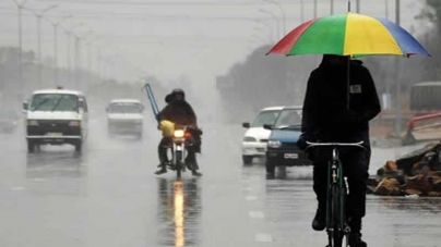 Met Office Predicts New Spell Of Rain From Friday