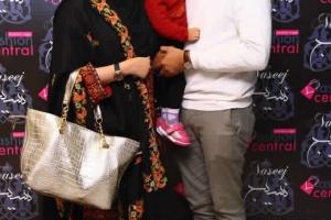 Mr & Mrs Ali Ghazanfar