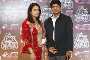 Mr & Mrs Bilal