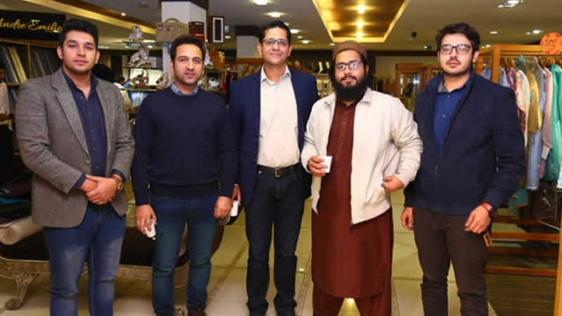 Naseej Collection Exhibition At Fashion Central Multi Brand Store