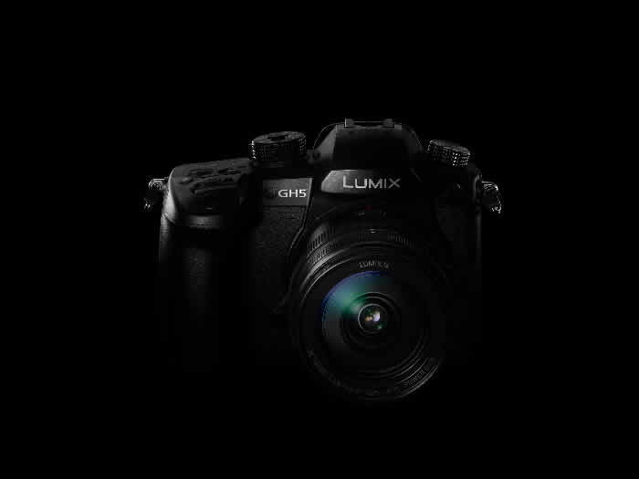 Panasonic GH5 announced at CES 2017