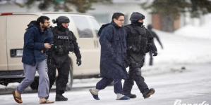 Terrorists Hit Mosque In Canada Six killed