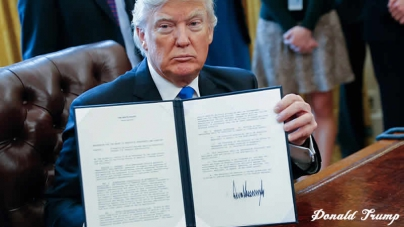 US President Donald Trump To Order Visa Ban For Citizens Of 7 Countries