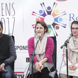 Roshan Rahain Organizes Pakistan's First Music Festival for Children & Families