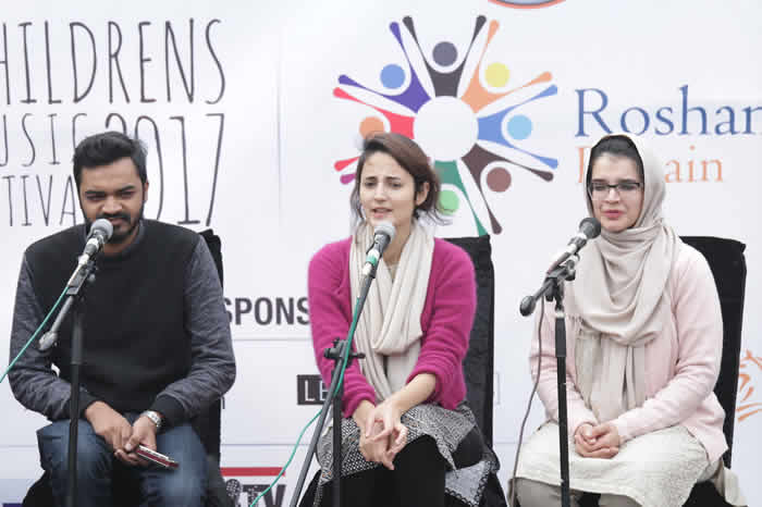 Roshan Rahain Organizes Pakistan's First Music Festival for Children & Families