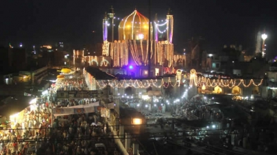 Blast Hits Pakistan's Lal Shahbaz Qalandar Sufi Shrine