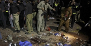Bomb goes off outside Punjab Assembly in Lahore