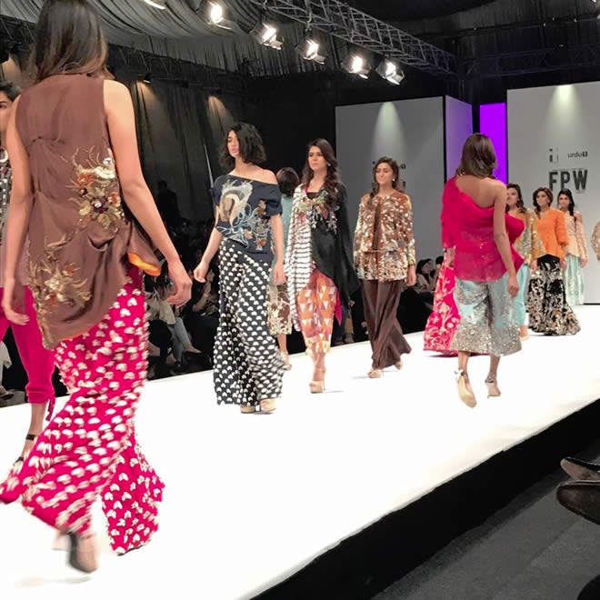 Fashion Pakistan Week S/S 2017 – Day 1
