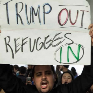 Iraq: Trump's Muslim Ban 'a Matter Of Life And Death'