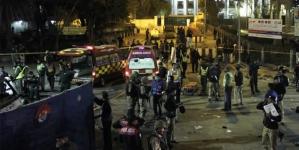 Lahore Bombed