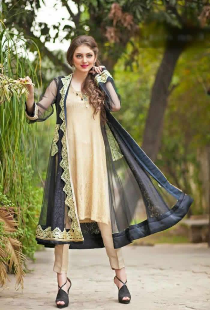 Net gown designs