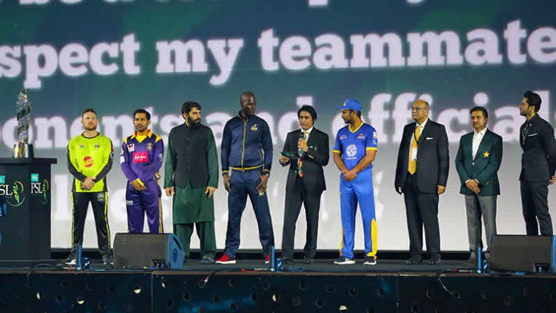 PSL Rolls Into Action With Vibrant, Colourful Ceremony