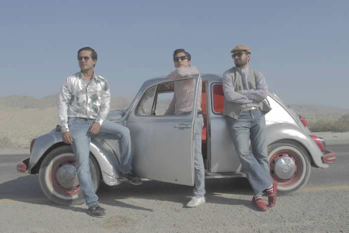 Rehan Nazim, Saad Hayat and Hasan Mahmud - Mirage