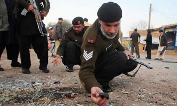 Six killed in Mohmand Agency suicide attack