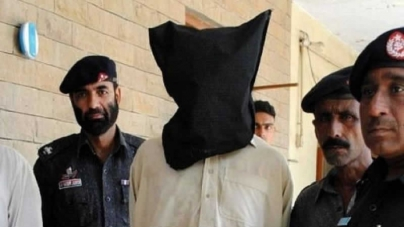 Peshawar: Terror Suspect Arrested with Explosives