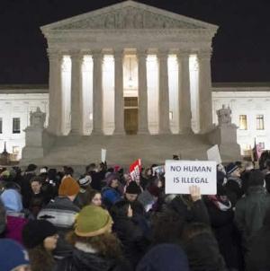 US Court Rejects Bid To Reinstate Trump Travel Ban
