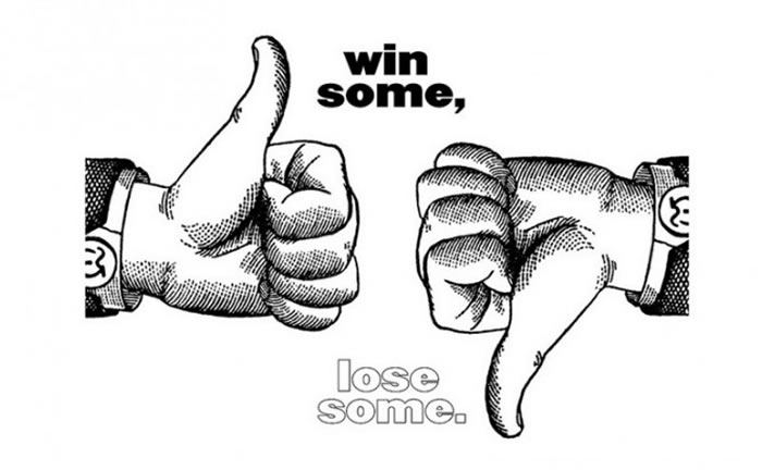 win some lose some Big sean - win some, lose some lyrics you win some and lose some, i heard that my whole life i heard that my whole life, but that doesn't make it right (okay, you got ahead tonig.