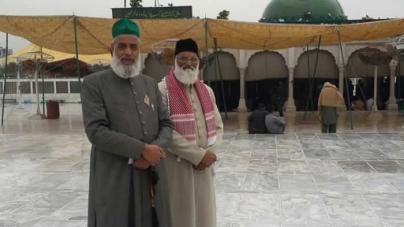 Hazrat Nizamuddin dargah's Sajjada Nashin missing in Pakistan