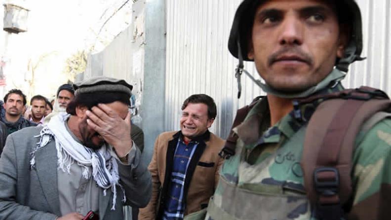 Kabul Bleeds Again; 38 killed In Terror Attack