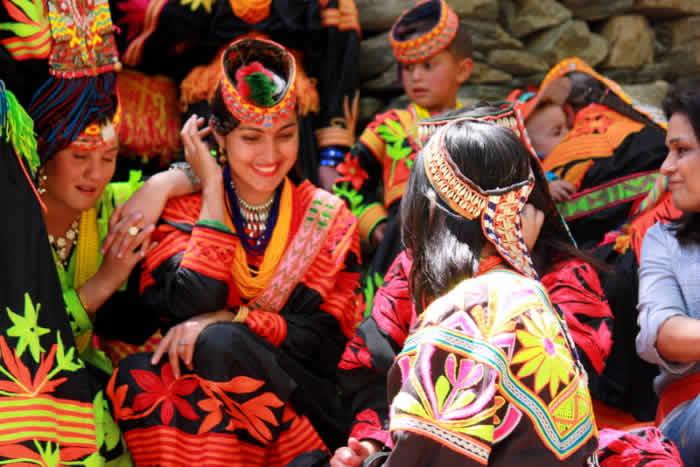 Kalash-Women