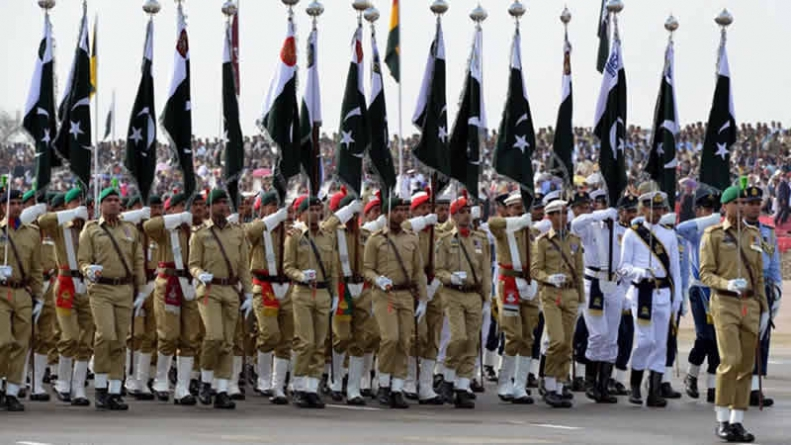 Saudi, Chinese Troops Participate In Pakistan Day Parade Rehearsals