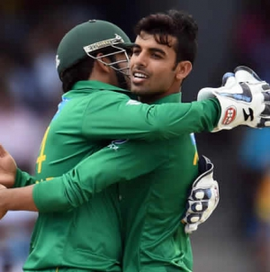 Shadab Stars On Debut As Pakistan Ease Past Windies