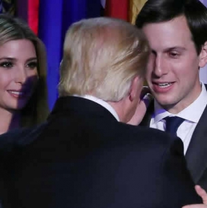 Trump Taps Son-In-Law To Head Bureaucracy Overhaul: Report