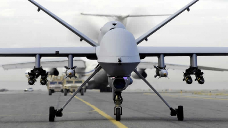 US Drone Strike kills Militant Behind Attack On GHQ, SL Cricket Team