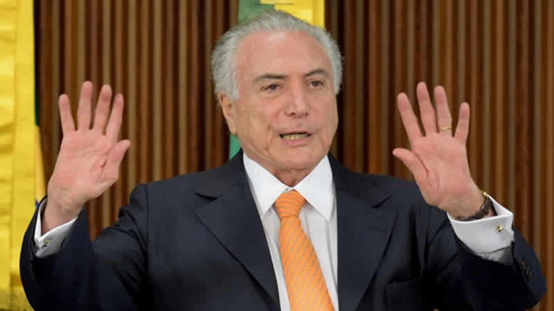 Brazil Court Postpones Case That Could Unseat Temer