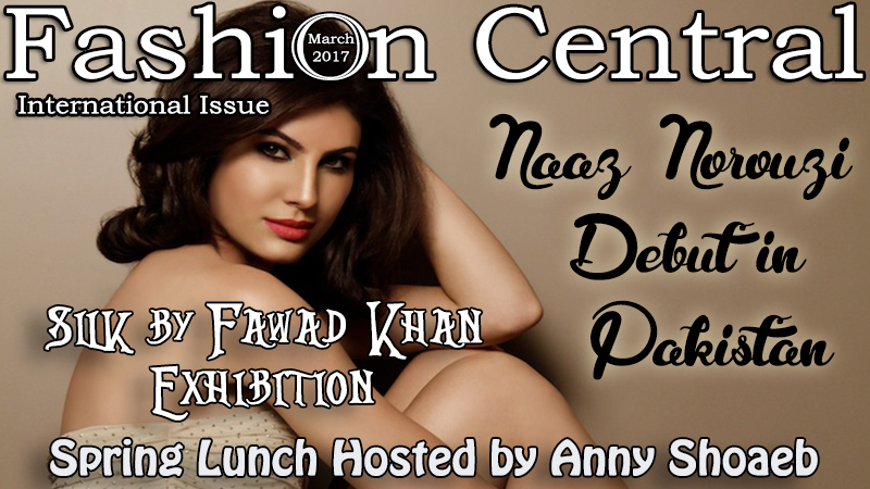 Fashion Central International March Issue 2017