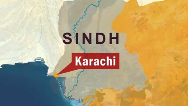 Karachi Landslide kills At Least Five