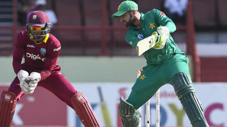 Malik Ton As Pakistan Down West Indies To Take Series