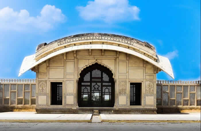 Naulakha Pavilion