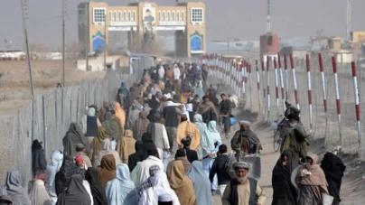 Pakistan Resumes Mass Repatriation Of Refugees