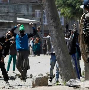 Six civilians killed in India-held Kashmir poll violence