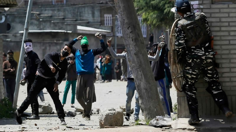 Six civilians killed in India-held Kashmir poll violence