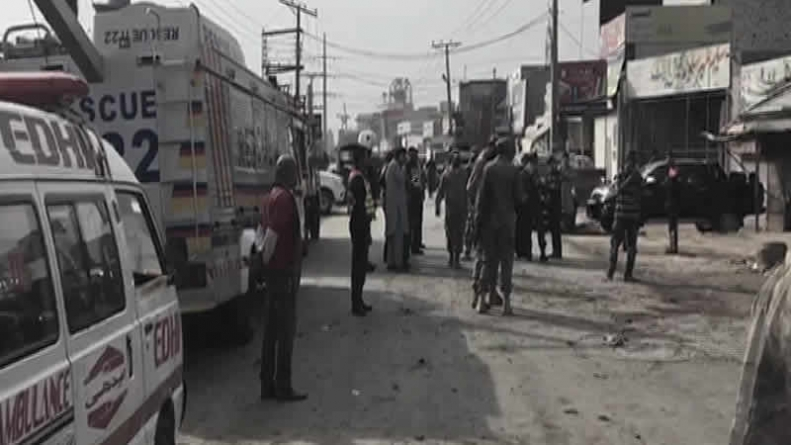 Suicide Blast On Lahore's Bedian Road Martyrs Six, Injures 10